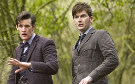 I am a fan of the TV show Doctor Who so have written many articles on the subject