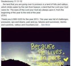 The New Year! (Christian poem)