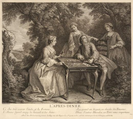 By Nicolas de Larmessin III after Nicolas Lancret (Live Journal) [Public domain], via Wikimedia Commons