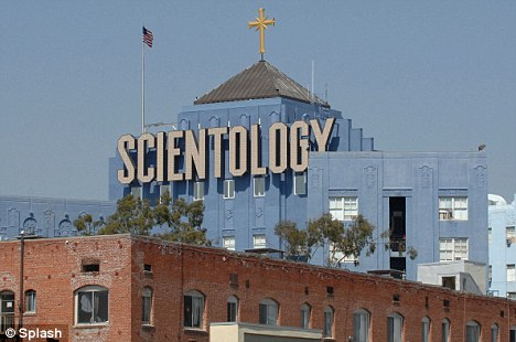 I wonder why they put a cross on top of their buildings since Jesus has no part of it.