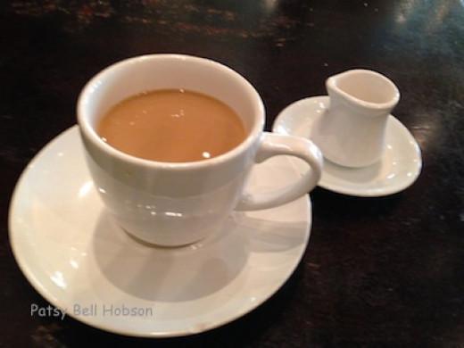 Lattes, espresso, it all makes an excellent soil amendment.