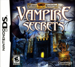 Game Review: Hidden Mysteries Vampire Secrets