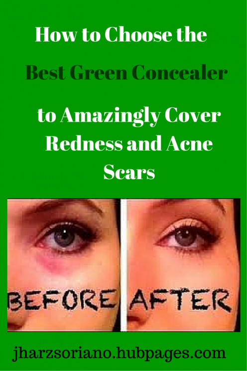 How to Choose the Best Green Concealer to Amazingly Cover ...