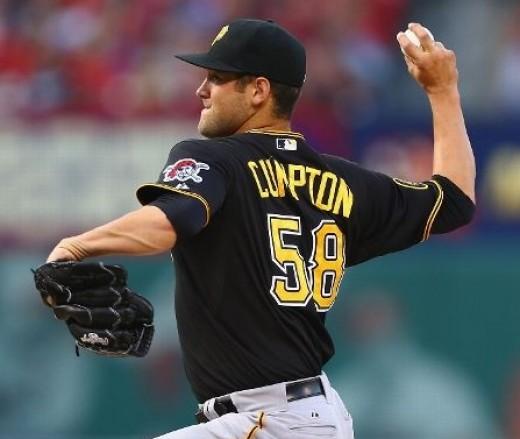 Brandon Cumpton, P, Pittsburgh Pirates