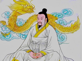 The Yellow Emperor. Illustrated by Blue Hsiao, Epoch Times Staff