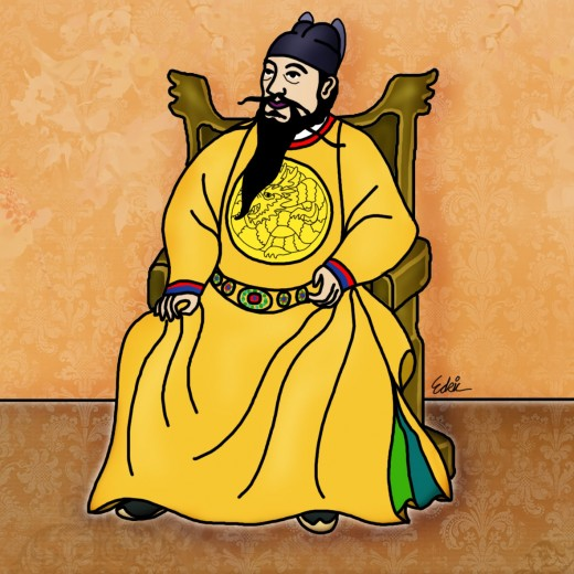 HuangDi (The Yellow Emperor)