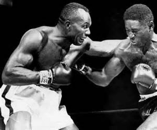 Jersey Joe Walcott beat Ezzard Charles by knockout to become the heavyweightchampion of the world.