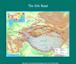 The Story Of Silk and the Silk Road