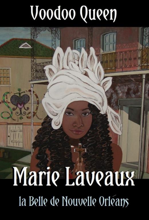 Marie Laveaux by Denise Alvarado