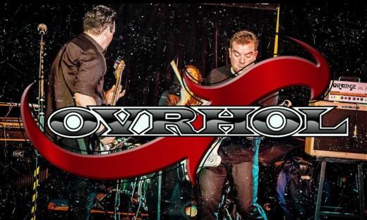 Ovrhol's band art