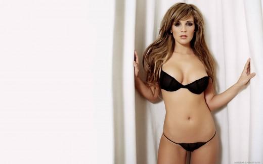Artistic Sexy Woman HD Widescreen Wallpaper