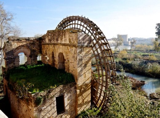 The Roman Water Wheel