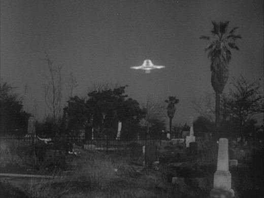 From the movie; Plan 9 From Outer Space