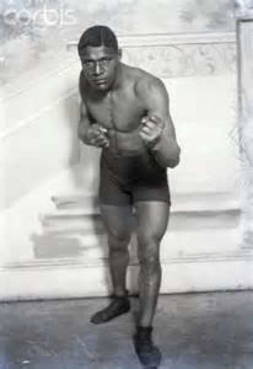 Joe Jeanette is one of the best boxers that never won a world title. He took on any and everyone willing to face him.