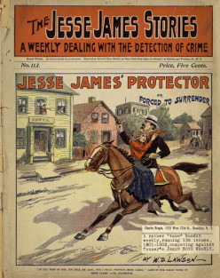Jesse James and his Gang