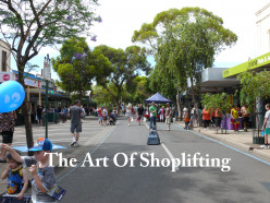 The Art Of Shoplifting
