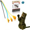 Interactive Cat Toys for a Healthy, Happy and Alert Cat