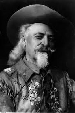 Buffalo Bill...the first hippy?