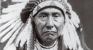 Chief Joseph.  Courageous and sagacious