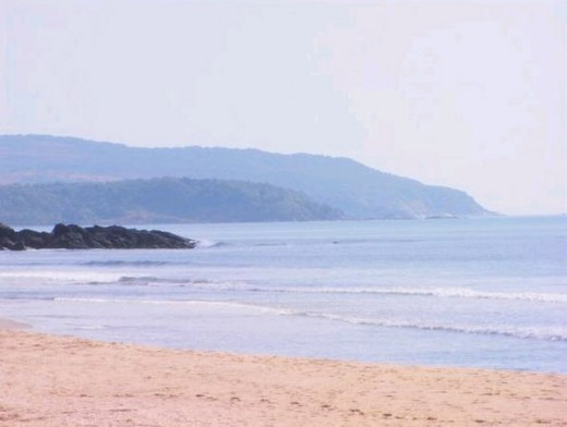 Talpano beach Goa