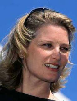 Peter's daughter, Bridget Fonda