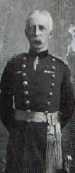 Major General Donald Roderick Cameron