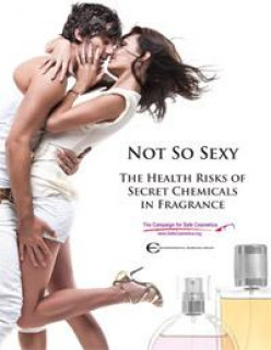Why is fragrance is part of so many products when the chemicals used are usually toxic?