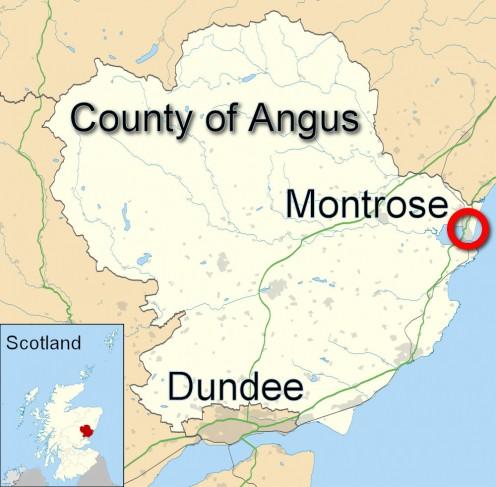 Angus, UK