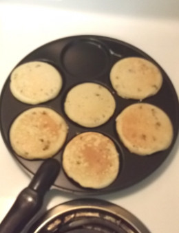 how to make small pancakes