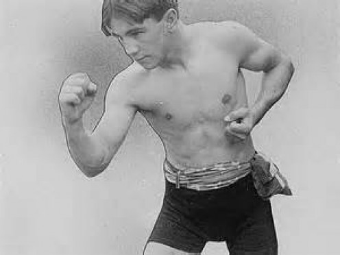 Ad Wolgast is the former lightweight champion of the world. He defeated the great Battling Nelson to claim his crown.