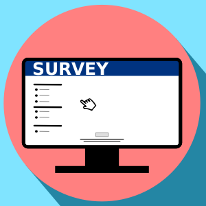 Online surveys are becoming more popular as companies want to know what people think about their product or service.