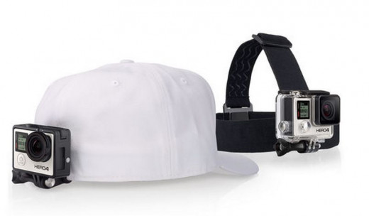 GoPro to wear