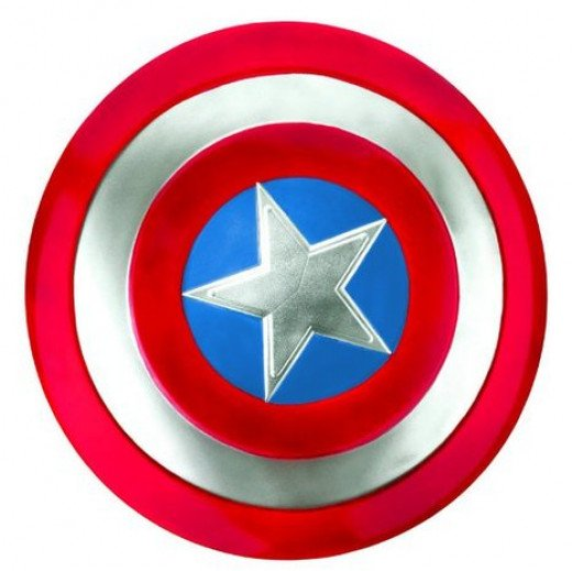 Captain America Adult Shield