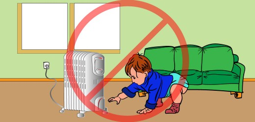 EdenPURE claims to be safer and less likely to cause burns than other portable heaters.