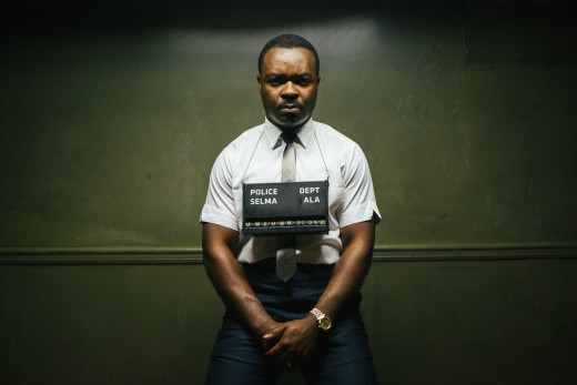 """David Oyelowo earned a Golden Globe nomination for his portrayal of Martin Luther King, Jr. in """"Selma."""""""