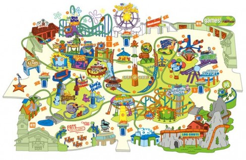the mall of america map america map