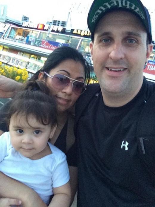 Ian, Gina and Jia