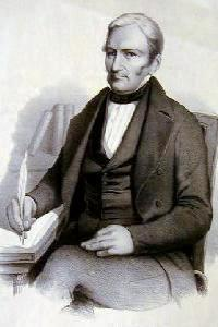 Etienne Cabet in the 1850s