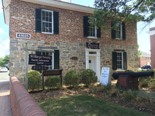 "The Old Jail in Leonardtown, MD might have seen its fair share of women accused of being ""witches"" like Moll Dyer."
