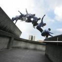 Parkour The Fun and Entertaining French New Moving Activity
