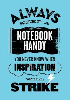 Writers' notebooks