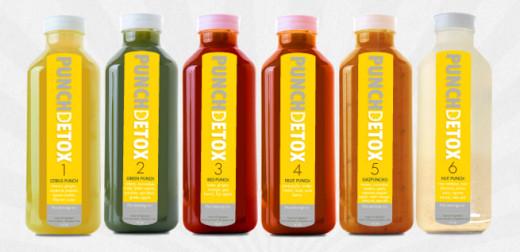 Juice Detox Weekly Supply