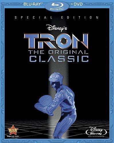 Disney's Original TRON CLASSIC Movie Review