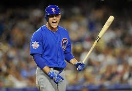 Anthony Rizzo is predicting big things for the Cubs in 2015.