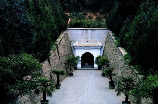 Dingling Tomb
