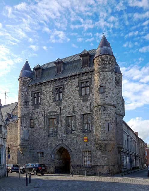 Château de Bailleul, Condé-sur-l'Escaut