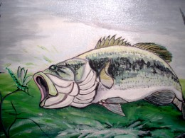 Big fish await us each with open mouths...