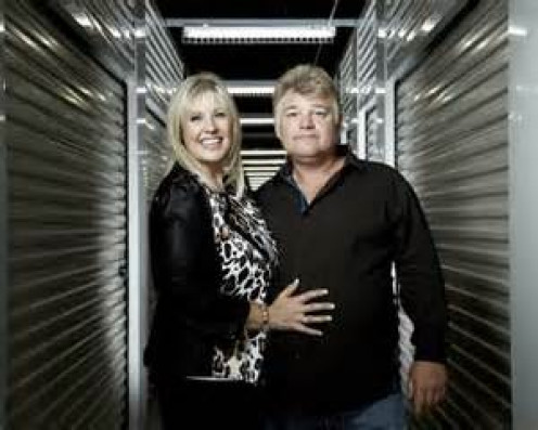 Dan and Laura are husband and wife but they also hosts most of the auctions on the hit show.