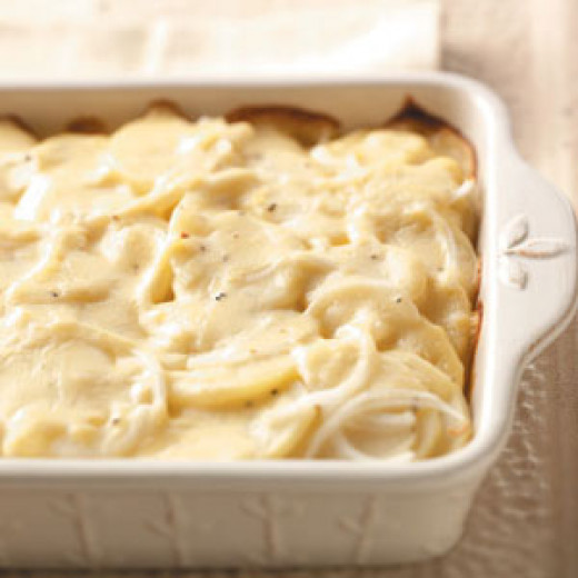 Easy Scalloped Potatoes Recipe: The Best Creamy Scalloped Potatoes ...