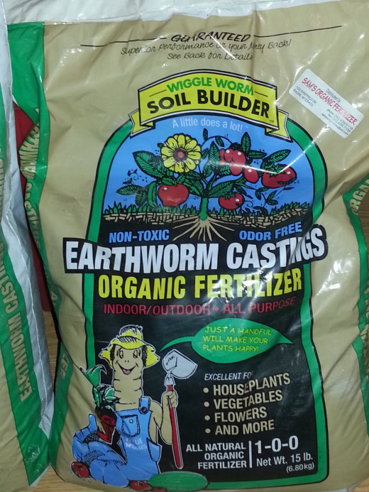 Vermi Worm Compost